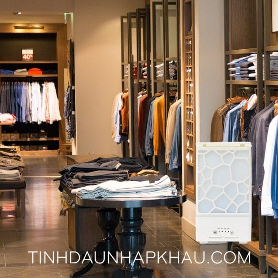 hinh anh dich vu khu mui tao huong thom cho shop quan ao thoi trang fashion