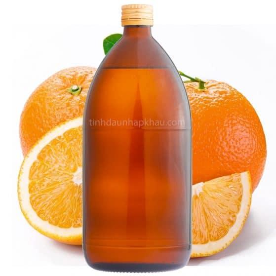 hinh anh tinh dau cam tuoi orange gia si
