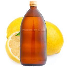 hinh anh tinh dau chanh tuoi lemon gia si