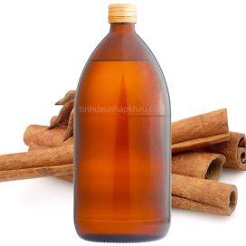 hinh anh tinh dau vo que cinnamon bark leaf gia si